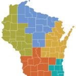 map wisconsin 5 regional centers